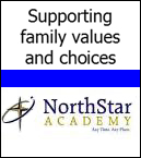 North Star Academy, supporting family values and choices. www.northstaracademycanada.org
